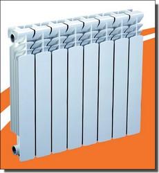 Алюминиевые радиаторы отопления RADIKO