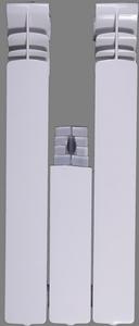 секционные алюминиевые радиаторы отопления RADIKO