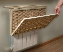 Радиатор как элемент декора