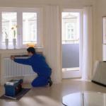 Установка радиаторов отопления RADIKO