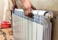 советы по установке радиаторов отопления